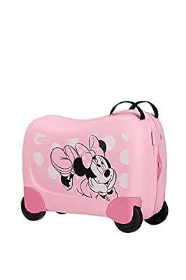 Samsonite Dream Rider Disney Children's Luggage, 51 cm, 28 Litre, Pink (Minnie Glitter)