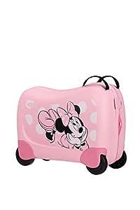 Samsonite Dream Rider Disney - Maleta Infantil, 51 cm, 28 L, Rosa (Minnie Glitter)
