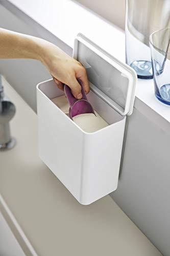 食洗器用の粉末洗剤を入れるのにも、ぴったりのサイズ感です。