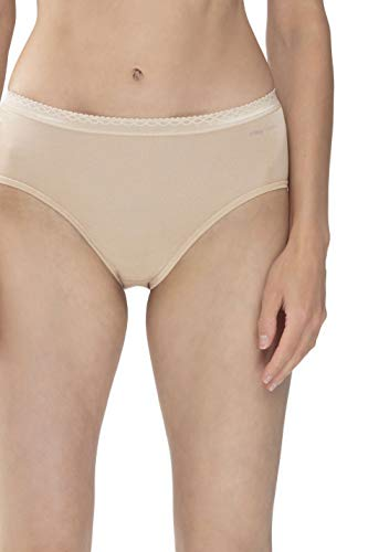 Mey Basics Serie Mey Lights Damen Hüft-Slip/Hipster Briefs,Soft Skin,40