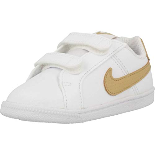 Nike Court Royale (TDV), Zapatillas de Estar por casa Bebé