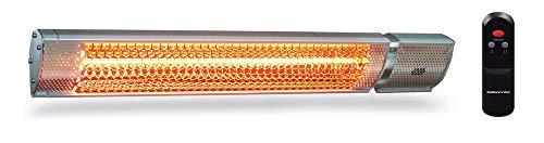 GABARRON Calefactor Infrarrojos Halógeno Mural-Techo IFH-2000 50201205