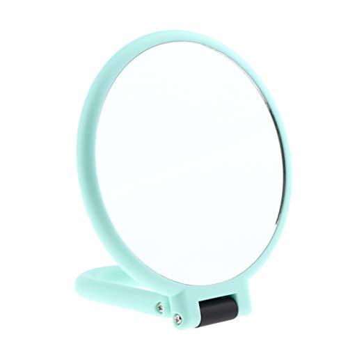B Blesiya Miroir de Vanité de Maquillage Miroir de Cosmétique Glace Grossissante de Salle de Bain Ajustable Tournant à 360 Miroir Outils de maquillage - #1 Grossissant X5