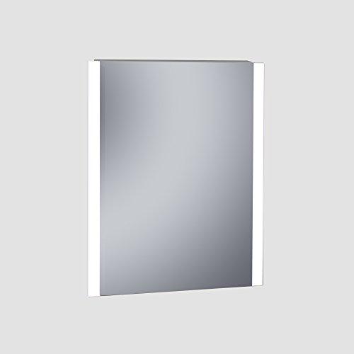Kristaled Ilse 60x80 cm Espejo Baño Arenado Luz Led