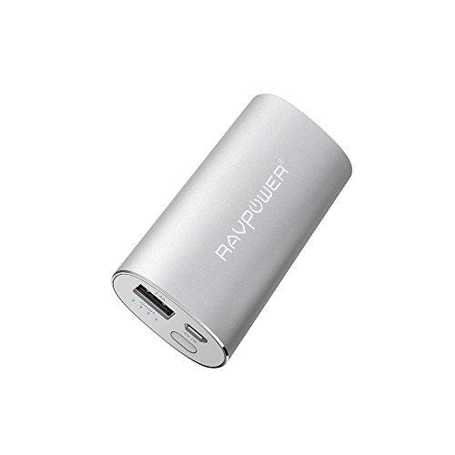 RAVPower - Batería Externa 6700mAh Azul