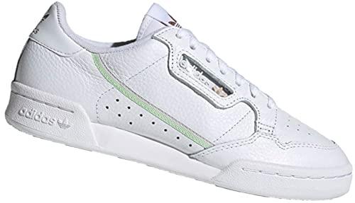 adidas Originals Continental 80 W Damen Schuhe Größe 38 2/3 Weiß Retro Sneaker