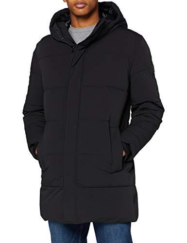 Strellson Premium Herren Leggero Jacke, Black 001, 54