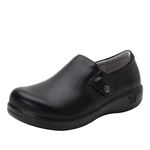 Alegria Womens Kara Upgrade Black Shoes 8-8.5 M US