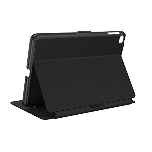 Speck Produtos Balance Folio iPad mini 2021/iPad mini 4/iPad mini 5 Capa e suporte, preto/preto