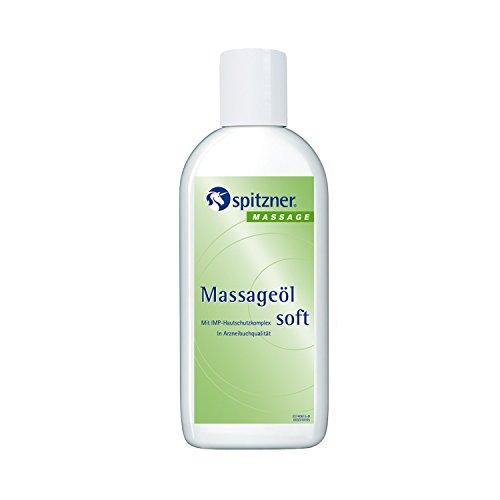 """Massageöl """"Soft"""" (200 ml) von Spitzner"""