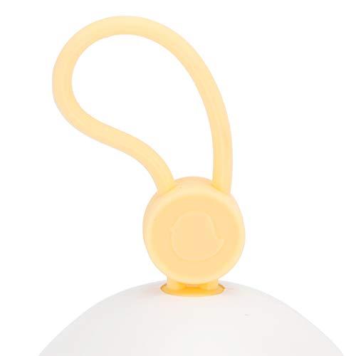 Fudax Reloj Digital, con luz Nocturna, Reloj Despertador, portátil, Inteligente, Lindo, Regalos de cumpleaños para niños para dormitorios en casa