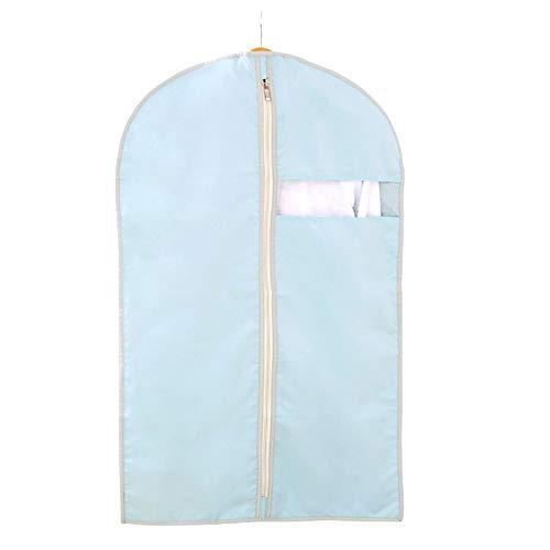 QFFL Sac de compression sous vide Housse anti-poussière, manteau à la maison anti-poussière respirant résistant à la poussière respirant suspendu sac à vêtements suspendu sac de rangement vêtements co
