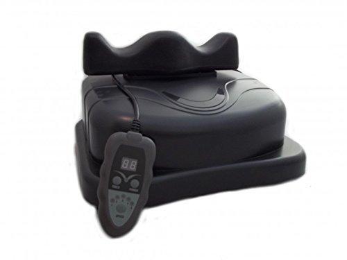 chi-enterprise Chi Energizer DS089 Chi-Massage-Gerät I einfache und bequeme Handhabung I Wellness Entspannung und Training I vitalisierende Chi-Maschine I Qualitäts-Chi-Gerät mit Timer
