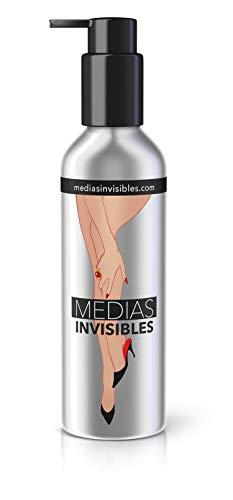 MEDIAS INVISIBLES MAQUILLAJE IKONS GALLERY. MAQUILLAJE Y REAFIRMANTE PARA PIERNAS