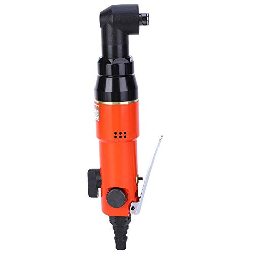 9000rpm Speed Central Pneumatic 3/8' Impact Air Screwdriver Pneumatic Screwdriver Straight Handle Automatic Pneumatic Drill High Accuracy Machine Manufacturing