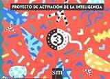 Proyecto de activación de la inteligencia, 3 PAI. Educación Infantil - 9788434866935