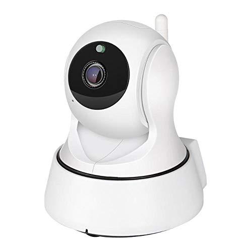 ZXLIFE@ Interne beveiligingscamera Smart Home WiFi camera, draadloze IP-camera met nachtzichtfunctie, e-mail-waarschuwing en bewegingsdetectie