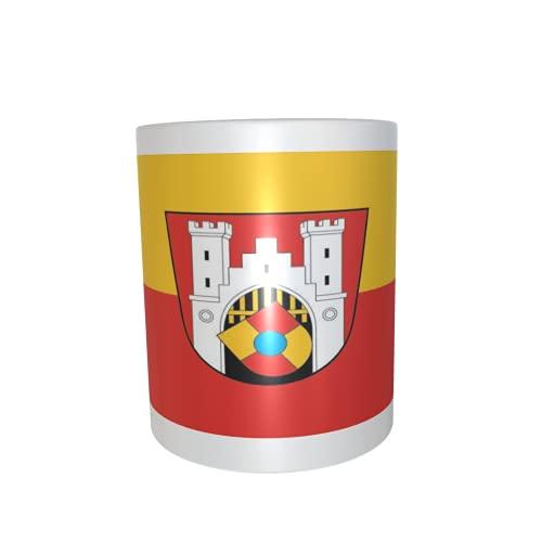 U24 Tasse Kaffeebecher Mug Cup Flagge Alfeld