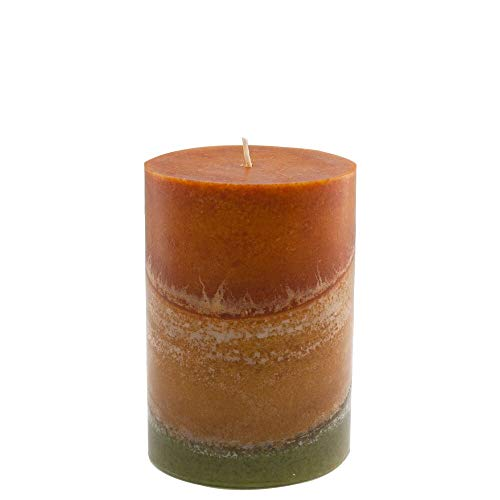 Wicks N More Autumn Leaves Scented Candles (3x4 Pillar)