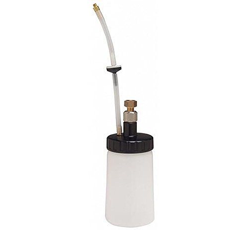 "Apollo Sprayers HVLP A5269 / A4150 8oz. (250cc) Mini Touch-Up Cup Assembly & 1/4"" x 3/8"" Adapter"