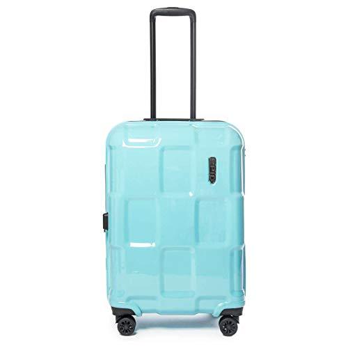 EPIC Crate EX Solids Valigia trolley (4 ruote) blu chiaro 66 cm