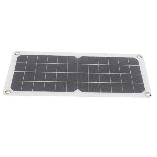 Cargador de energía solar flexible portátil USB del panel del cargador solar de 10W 18V para las luces de emergencia