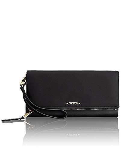 Tumi Voyageur SLG Travel Wallet Personalausweishülle, 22 cm, Black