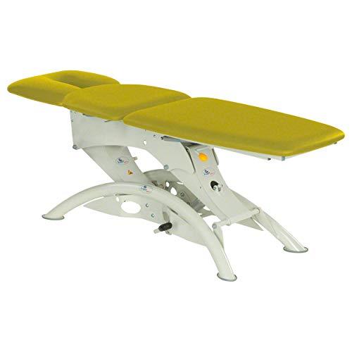 Lojer Camilla terapéutica Capre f3rh Camilla de masaje (hidráulico de 3piezas, 75cm limón