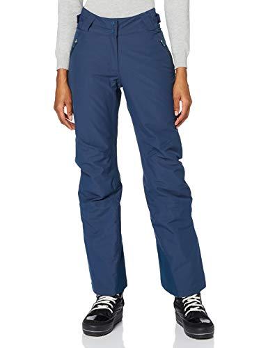 Schöffel Ski Pants ALP Nova Pantalones de esquí, Mujer, Moonlit Ocean, 34