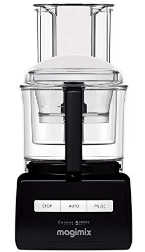 Magimix CS 5200 XL Premium 1100W 3.6L Rojo - Robot de cocina (3,6 L, Rojo, Botones, Acero inoxidable, 1100 W, 210 mm)