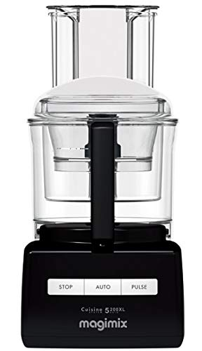 Magimix 148403 CS 5200 XL Küchenmaschine Premium, rot