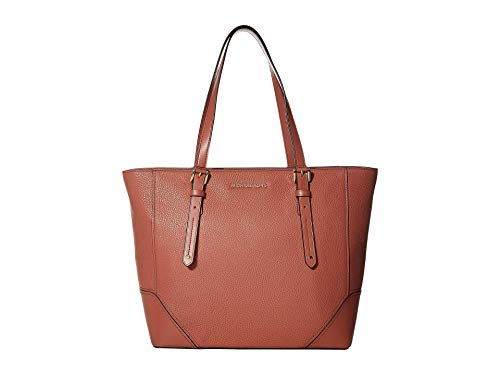 MICHAEL Michael Kors Aria Large Tote Sunset Peach One Size