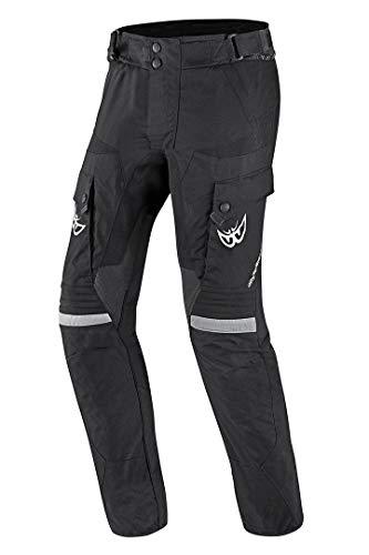 Berik Cargo - Pantaloni da moto in tessuto impermeabile