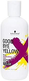 Schwarzkopf Professional Silver Goodbye Yellow Shampoo,300ml