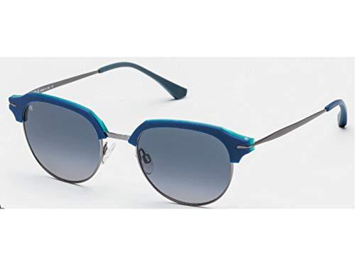 Redele Unisex Sonnenbrille Madison-3, Silber 51