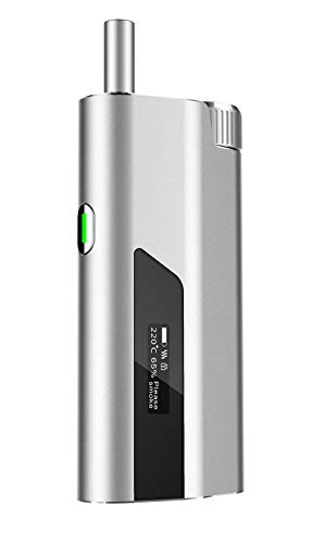 Smoker Ihre normalen Zigaretten mit -99% Kohlenmonoxid mit THHIS – Hybrid Heat-Not-Burn und E-Zigarette – Light Grey
