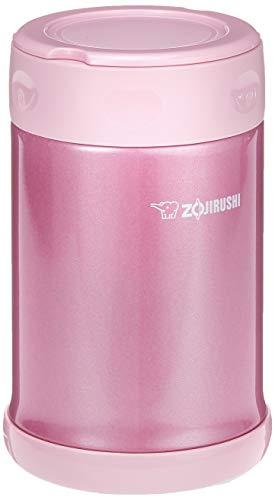 Zojirushi Stainless Steel Food Jar, 16.9 oz, Pink