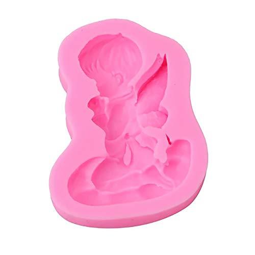 ZYYXB Moldes de silicona para caramelos de silicona, molde antiadherente para chocolate, caramelos, bandeja para hornear con bandeja de cubitos de hielo para hornear moldes de jabón