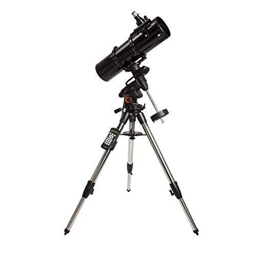 GGPUS Telescopio per Bambini Adulti Astronomia Principianti, Rifrattore Telescopio per Astronomia con treppiede, Finder Mirror 9X50, Lunghezza focale 1000 Mm, Fino a 472 Volte, Limite Stella 14