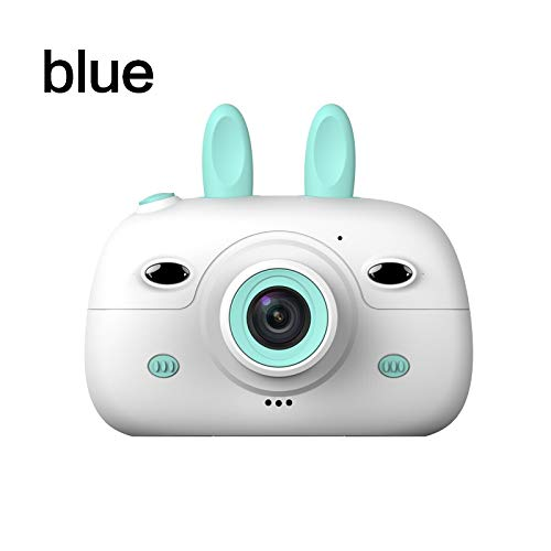 Lowest Prices! CHENTAOCS Children Mini Camera 2.4inch Screen Display 18MP Front Rear Dual Cameras Ki...