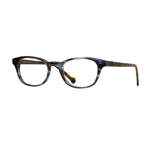eyeOs Model 'Claude', High Definition, Hypoallergenic, Anti Glare, Men's, Women's, Unisex Readers Rectangular Round Retro