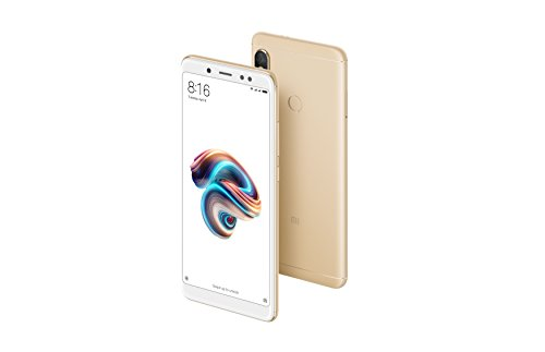 Xiaomi Redmi Note 5 64 GB, Gold