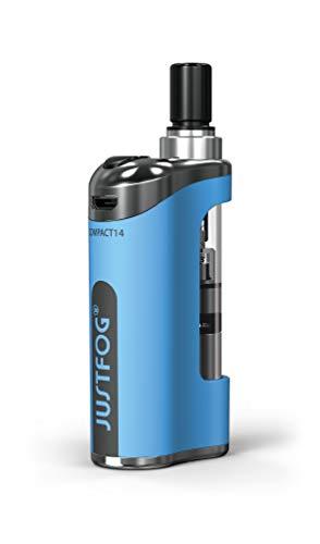 JUSTFOG sigaretta elettronica kit Compact 14 1500 mAh blu (prodotto senza nicotina)