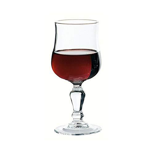 Visiodirect Lot de 48 Verres à vin Normandie - 16 cl