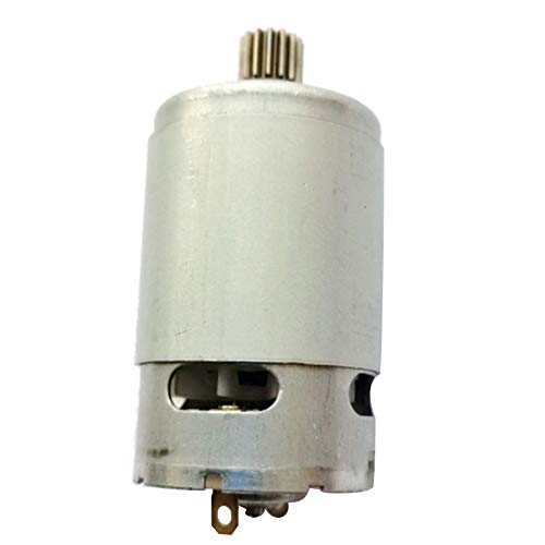 Timagebreze Motor de 10,8 V y 15 Dientes (KV3SFN-8520SF-WR) para GSR1080-2-LI 3 601JE2000 / EU Motor de Destornillador de Taladro EléCtrico