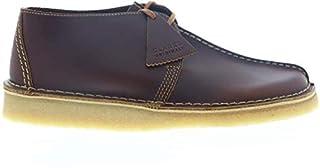 Clarks Desert Trek Boot - Men's Tan Leather, 9.5 (B07V5PKN1B) | Amazon price tracker / tracking, Amazon price history charts, Amazon price watches, Amazon price drop alerts