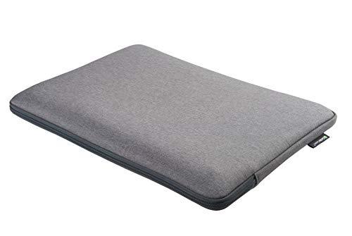 Gecko ZSL15C11 Notebooktasche 38,1 cm (15 Zoll), Grau – Laptoptaschen (Tasche, 38,1 cm (15 Zoll), grau)