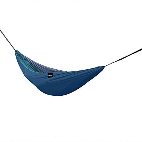 UBOWAY Hammock Underquilt - Packable Full Length Under Blanket, Camping Quilt(Navy)