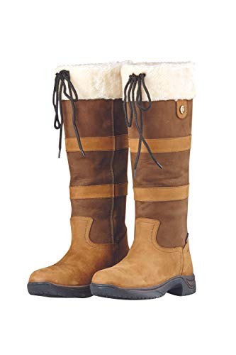 Dublin Womens Eskimo II Boot Dark Brown