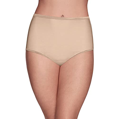 Vanity Fair Women's My Favorite Pants Illumination Brief #13109, Rose Beige, Size 7